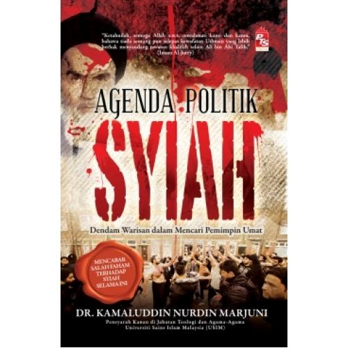 Buku 'Agenda Politik Syiah'.. Miliki dan bacalah! :)