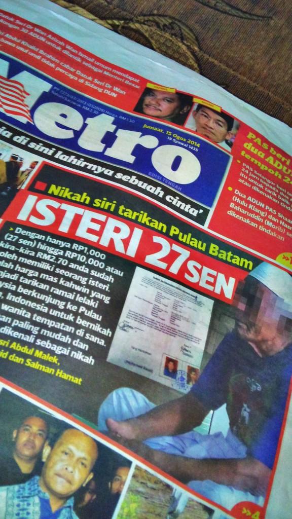 Akhbar Metro